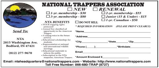 NTA Membership
