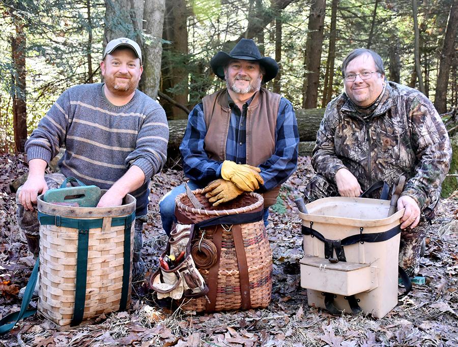 Ralph, John & Rich 2018 Trapping
